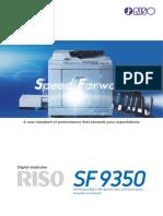 Riso SF 9350 A4