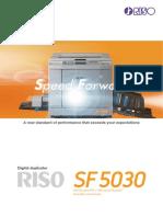 Riso SF 5030 A4