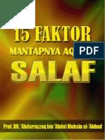 15 Faktor Mantapnya Aqidah Salaf.pdf