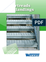 WELAND Stairtreads Landings