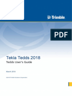 Use Guide - Tedds