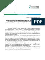 Le conseil exécutif de Corse demande le gel du prix du carburant en Corse