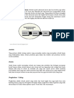 Metode Model Sekuensial Linear