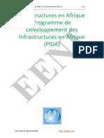 Africa Infrastructures PIDA FR EENI
