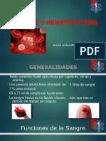 Sangre y Hematopoyesis 2018