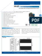 It Es7110 Im 2gs 2f Datasheet - INDUSTRIAL ETHERNET MANAGED SWITCHES