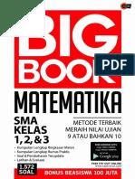 {SB} Big Book Matematika SMA Ke - Tim BBM