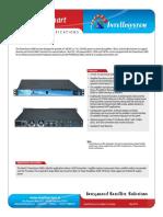Intellisystem Powersmart  - Integrated Satellite Solutions