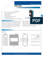 It Es605 Im 2d Rs 232 Datasheet - INDUSTRIAL ETHERNET MANAGED SWITCHES
