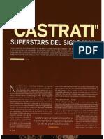 Castrati - Sup Ere Star Del Siglo XIX