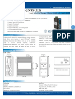 It Es605 Im 2f 2d Rs 232 Datasheet - INDUSTRIAL ETHERNET MANAGED SWITCHES