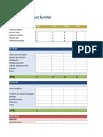 Copie de Family Budget Planner FR