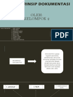 Prinsip-prinsip Dokumentasi Ppt