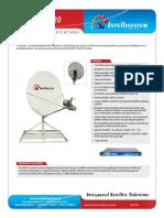 Intellisystem FMA-120 - Integrated Satellite Solutions