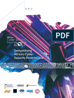 Africa Cyber Security Report 2017