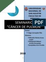 Seminario Cancer de Pulmon FINAL