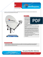 Intellisystem FMA-180 - Integrated Satellite Solutions