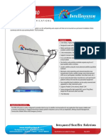 Intellisystem FMA-240 - Integrated Satellite Solutions
