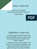 demensia Vaskuler 2015