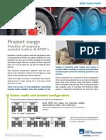SPMT Stability of Hydraulic Eng