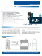 It Es7110 Im 3gs Datasheet - INDUSTRIAL ETHERNET MANAGED SWITCHES