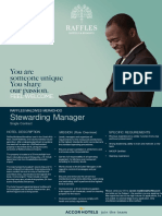 RMM- Flash Opportunity - Stewarding Manager