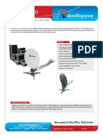 Intellisystem FLY 1801 -  Integrated Satellite Solutions