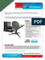 Intellisystem FLY 75V - Integrated Satellite Solutions