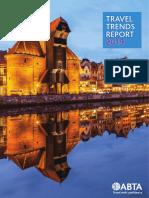 ABTA Travel Trends Report 2019