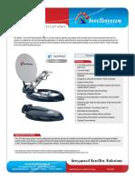 Intellisystem 1201 - Integrated Satellite Solutions