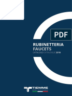 Catalogo Rubinetteria N. 181