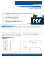 It Ips 205g Iu 4 Poe Datasheet - SWITCH ETHERNET POE INDUSTRIAL