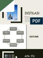 Kelompok 11 - PPT Distilasi