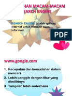7 Kelebihan Macam-macam Search Engine