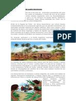 Origen y Formación Del Pueblo Dominicano