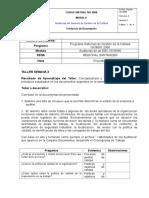 Check List Auditorías