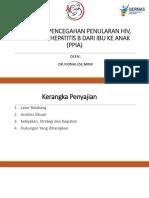Kebijakan PPIA Evaluasi PPIA2017