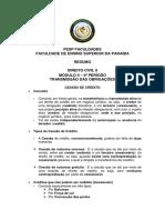 Resumo Direito Civil II - Módulo 2