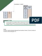 Examen de Excel 2018 Basico