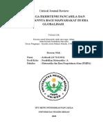 Critical Journal Review Pancasila