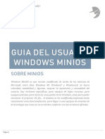 Windows MiniOS FAQ