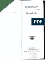 castellanos - mujer que sabe latin.pdf