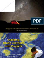Engaging Young Learners With Projects