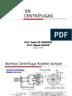 CT-3411 Clase 7 Empuje Axial Y Radial