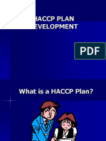 7D HACCP_plan Development