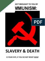 Communism Sticker - from Georgia Freedom