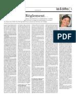 Un Règlement Peut en Cacher Un Autre_publication AP