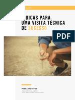 1531705598e-Book- 6 Dicas Para Uma Visita Tcnica de Sucesso