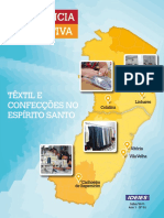 setor textil ES