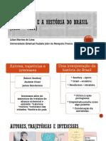 Os Ingleses e a História Do Brasil (